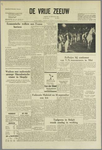 de Vrije Zeeuw 1963-08-30