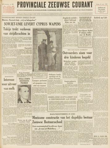 Provinciale Zeeuwse Courant 1964-09-25