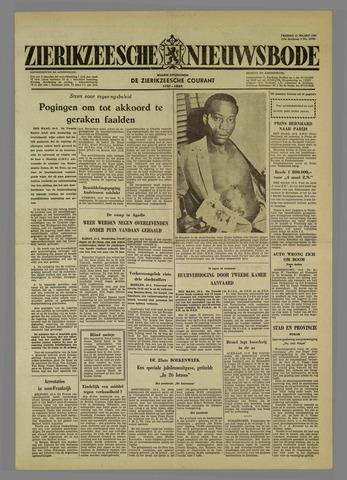 Zierikzeesche Nieuwsbode 1960-03-11