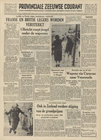 Provinciale Zeeuwse Courant 1961-08-18