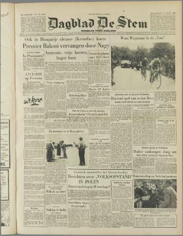 de Stem 1953-07-06