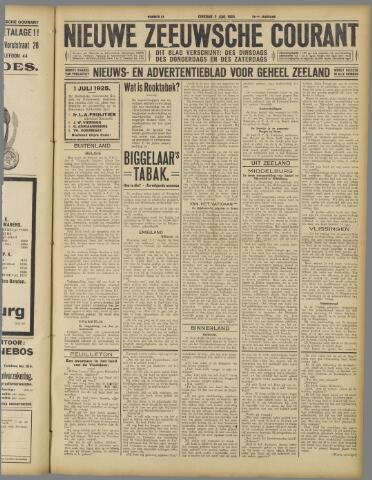 Nieuwe Zeeuwsche Courant 1925-06-02