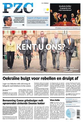 Provinciale Zeeuwse Courant 2015-02-19