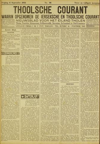 Ierseksche en Thoolsche Courant 1935-09-06