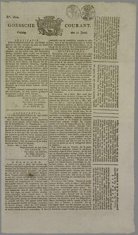 Goessche Courant 1822-06-21