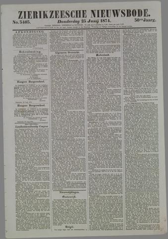 Zierikzeesche Nieuwsbode 1874-06-25