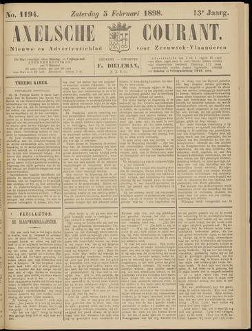 Axelsche Courant 1898-02-05