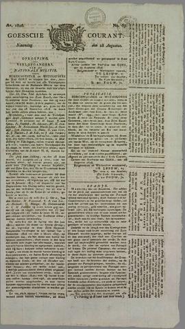 Goessche Courant 1826-08-28