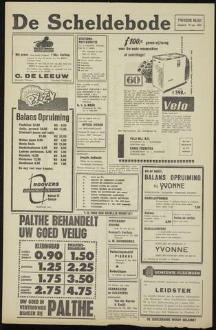 Scheldebode 1961-01-12