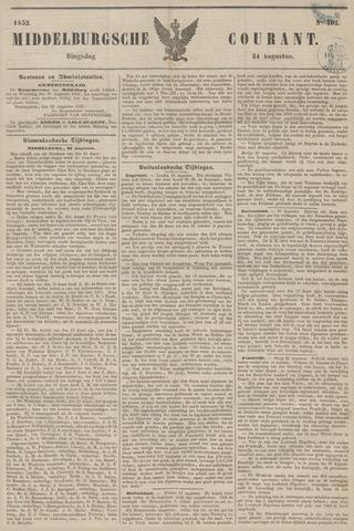 Middelburgsche Courant 1852-08-24