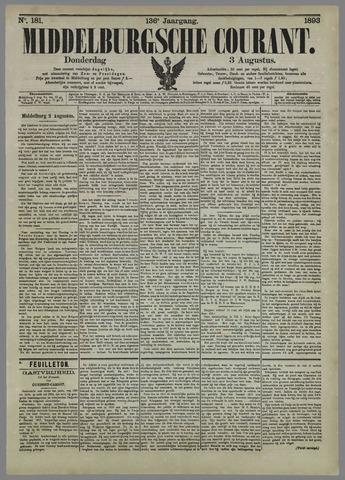 Middelburgsche Courant 1893-08-03