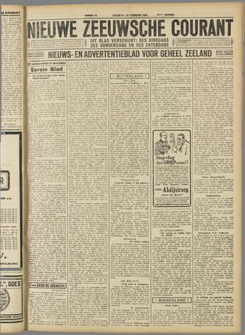 Nieuwe Zeeuwsche Courant 1931-02-21