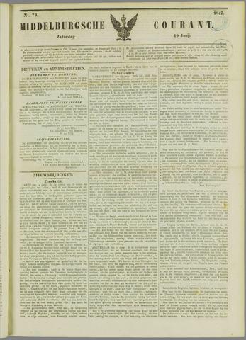Middelburgsche Courant 1847-06-19