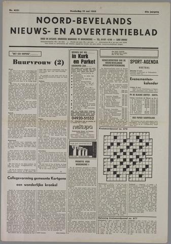 Noord-Bevelands Nieuws- en advertentieblad 1986-05-15