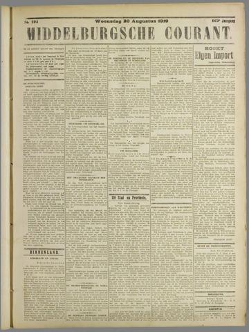 Middelburgsche Courant 1919-08-20