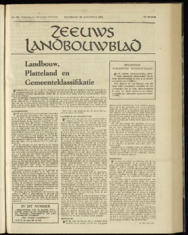 Zeeuwsch landbouwblad ... ZLM land- en tuinbouwblad 1961-08-26