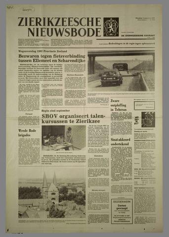 Zierikzeesche Nieuwsbode 1981-08-04