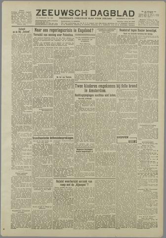 Zeeuwsch Dagblad 1949-01-13