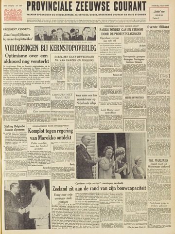 Provinciale Zeeuwse Courant 1963-07-18