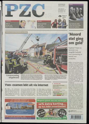 Provinciale Zeeuwse Courant 2013-05-29