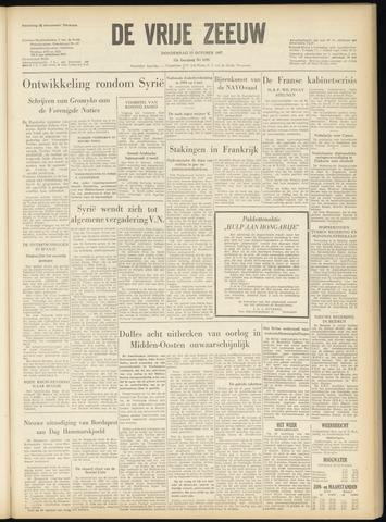 de Vrije Zeeuw 1957-10-17