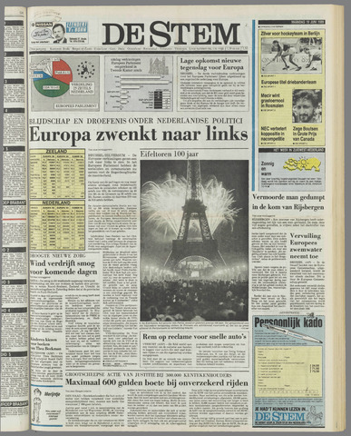 de Stem 1989-06-19