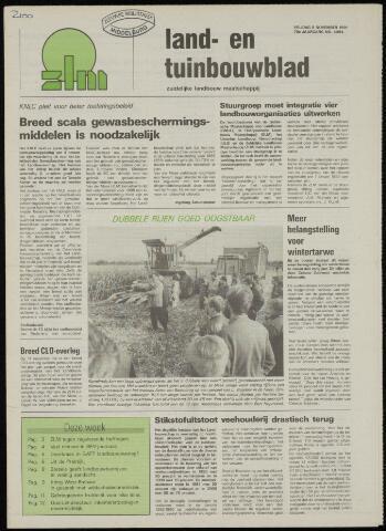 Zeeuwsch landbouwblad ... ZLM land- en tuinbouwblad 1991-11-08