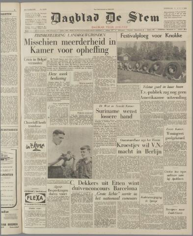 de Stem 1962-07-11