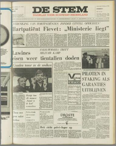 de Stem 1970-02-25