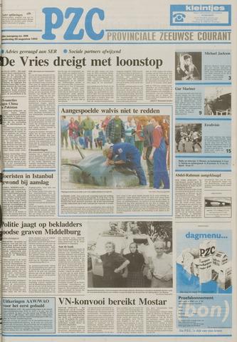 Provinciale Zeeuwse Courant 1993-08-26
