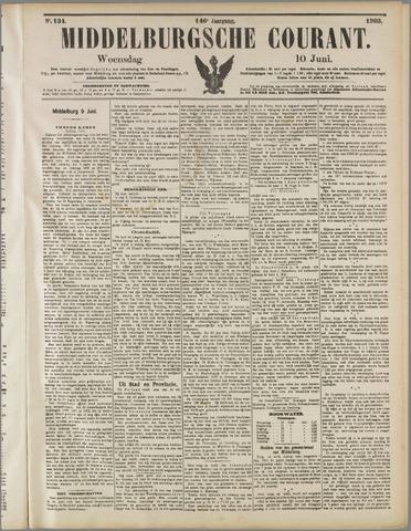 Middelburgsche Courant 1903-06-10