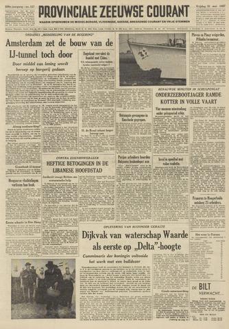 Provinciale Zeeuwse Courant 1957-05-31