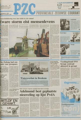Provinciale Zeeuwse Courant 1993-11-15