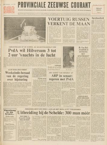 Provinciale Zeeuwse Courant 1970-11-18