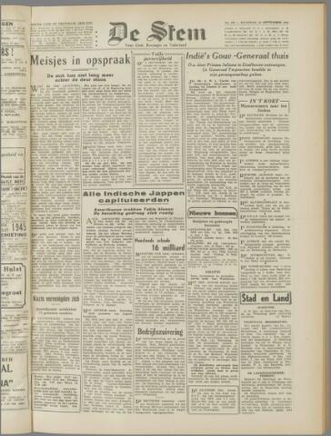 de Stem 1945-09-10