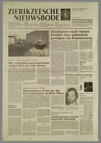 Zierikzeesche Nieuwsbode 1987-02-17