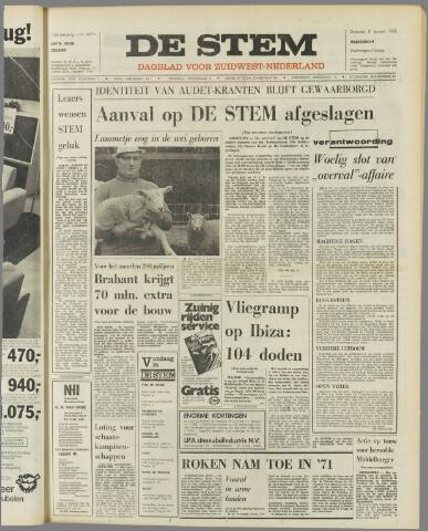 de Stem 1972-01-08
