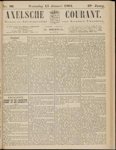 Axelsche Courant 1904-01-13