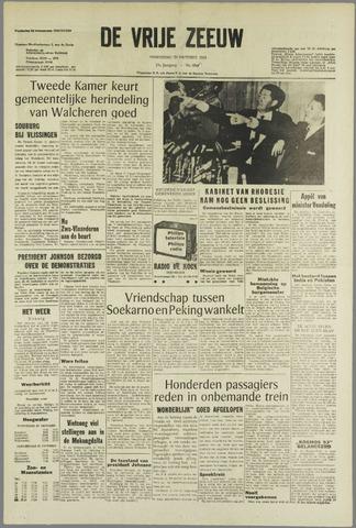 de Vrije Zeeuw 1965-10-20