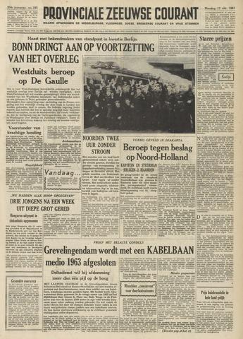 Provinciale Zeeuwse Courant 1961-10-17