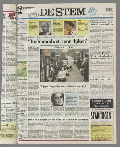 de Stem 1995-02-07