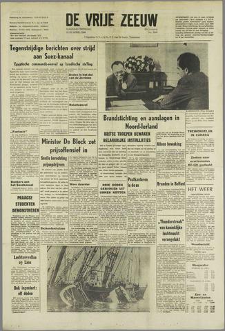 de Vrije Zeeuw 1969-04-21