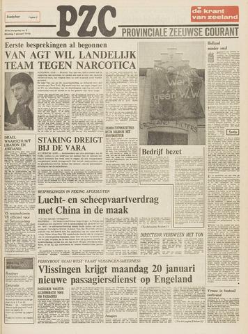 Provinciale Zeeuwse Courant 1975-01-07