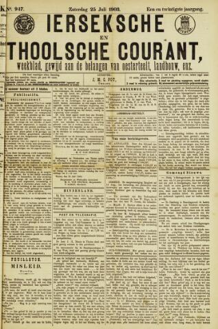 Ierseksche en Thoolsche Courant 1903-07-25
