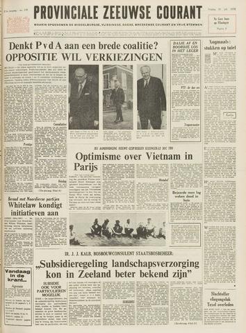 Provinciale Zeeuwse Courant 1972-07-21
