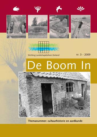 Landschapsbeheer Zeeland - de Boom in 2009-09-01