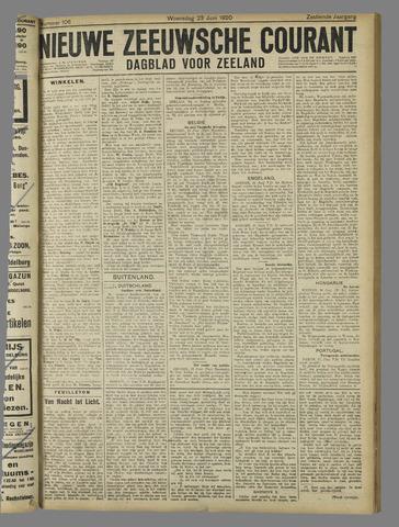 Nieuwe Zeeuwsche Courant 1920-06-23