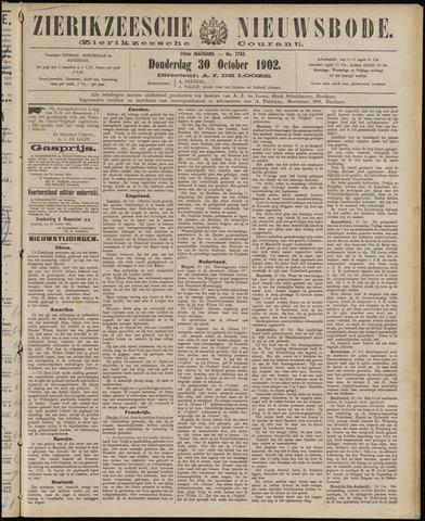Zierikzeesche Nieuwsbode 1902-10-30