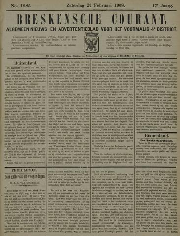 Breskensche Courant 1908-02-22