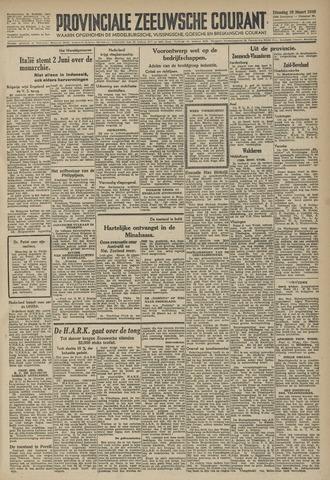 Provinciale Zeeuwse Courant 1946-03-19